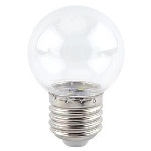 AMPOULE - LED 1W E27 Led Ampoule Multicolore Pour Maison- Bar (T