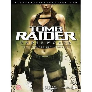 JEU XBOX 360 Lara croft - tomb raider : underworld - le guide o