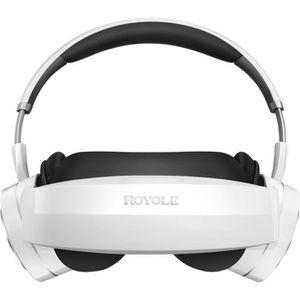 CASQUE RÉALITÉ VIRTUELLE ROYOLE Casque de vidéo 3D et réalité virtuelle MOO