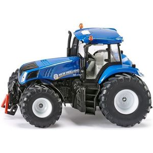 VOITURE - CAMION SIKU Tracteur New Holland T8.390 1/32ème - Véhicul