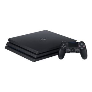 CONSOLE PS4 Sony PlayStation 4 Pro Console de jeux 4K HDR 1 To