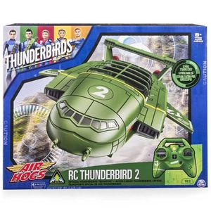 VOITURE - CAMION Thunderbirds - Air Hogs - RC Thunderbird 2