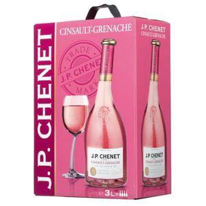 VIN ROSÉ JP Chenet Pays d'Oc - Vin Rosé du Languedoc-Roussi