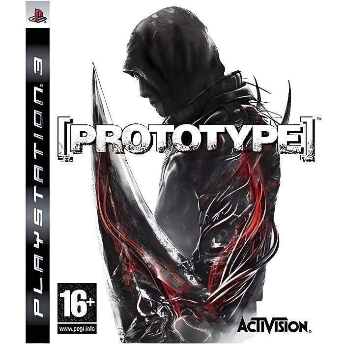 PROTOTYPE / Jeu console PS3