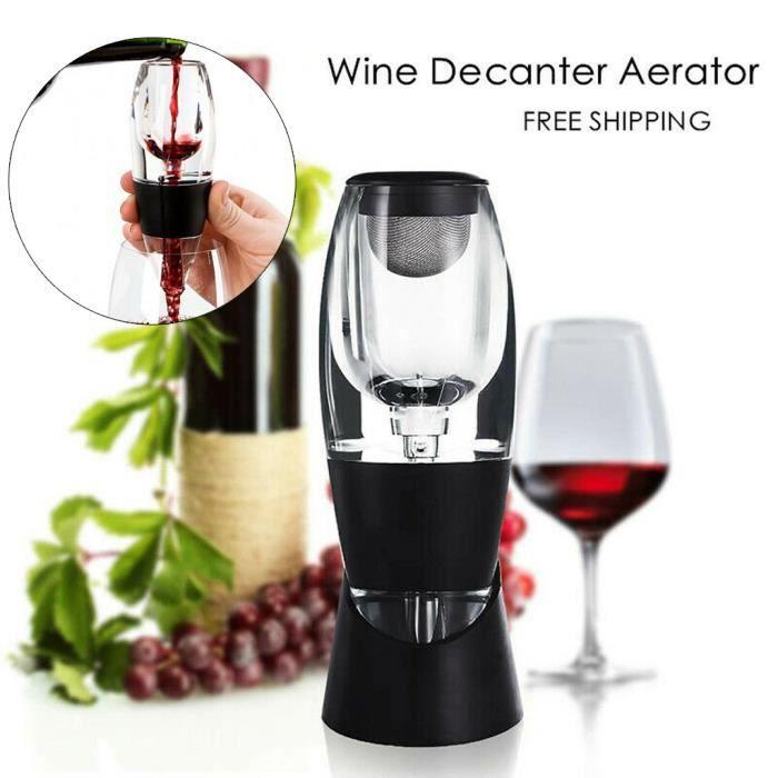 Aérateur de vin verseur Premium bec aérateur et carafe VK4223