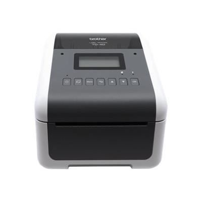 BROTHER Imprimante d'étiquettes - Papier thermique - Rouleau (11,8 cm) - 300x300 ppp