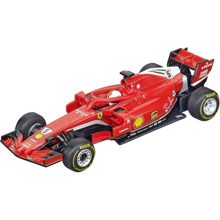 Carrera Go!!! Ferrari SF71H -S.Vettel, No.5-