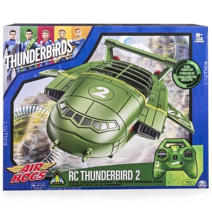 Thunderbirds - Air Hogs - RC Thunderbird 2