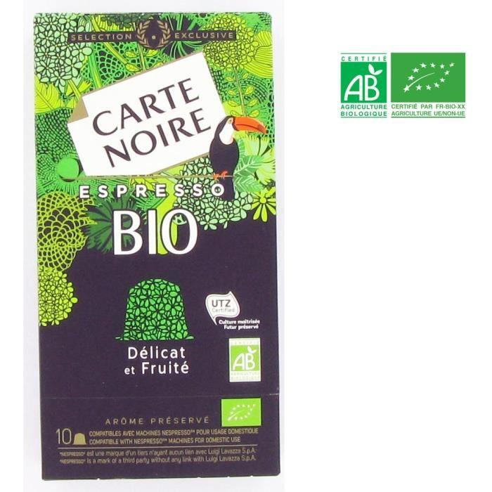 Café moulu 53g Carte Noire