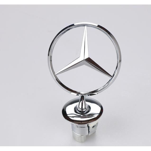 Mercedes Benz étoile Emblème Capot W163 W204 W211 W212 W210 W220 W221 W222  W240