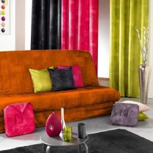 Housse de clic clac opak couleur orange achat for Housse clic clac orange