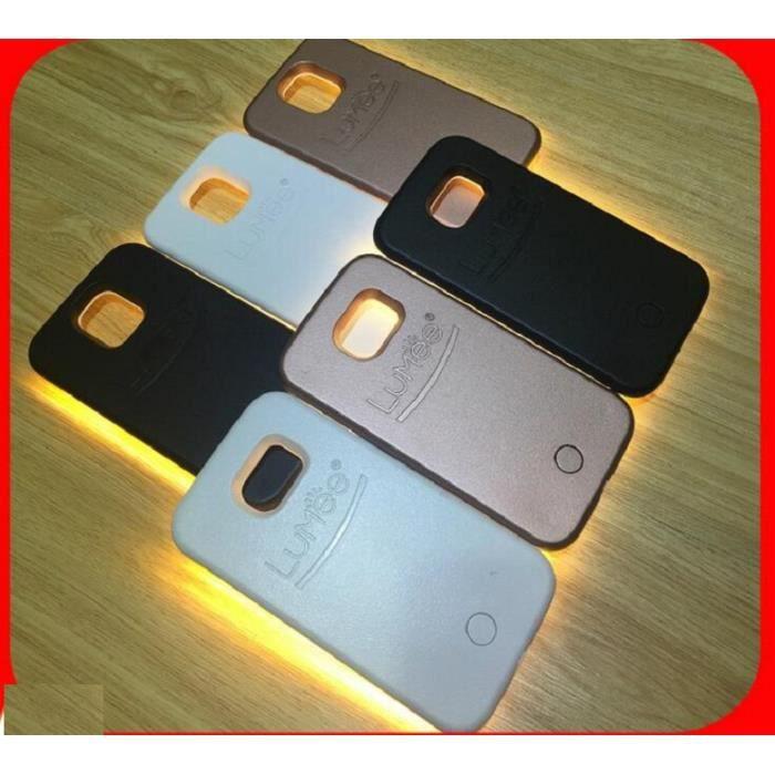 BUENA ELEC ® Coque Lumee Samsung Galaxy S6 edge Case Compatible ...