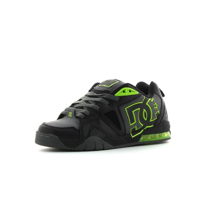chaussures mode dc shoes cortex noir noir achat vente basket cdiscount. Black Bedroom Furniture Sets. Home Design Ideas