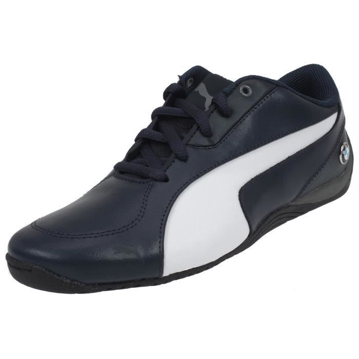 Chaussures mode ville Drift cat 5 l bmw navy jr - Puma