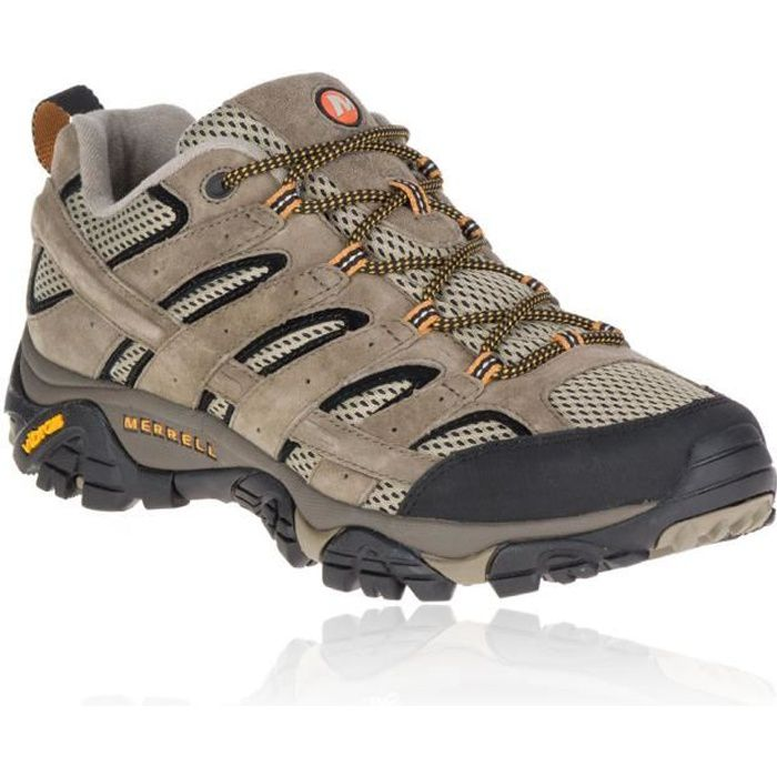 Chaussures de marche merrell hommes