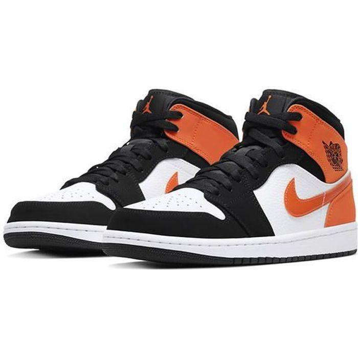 Air Jordan 1 Mid Shattered Backboard Chaussures de Basket pour ...