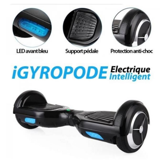 gyropode skate lectrique self balancing smart boa achat vente gyropode voiture de la. Black Bedroom Furniture Sets. Home Design Ideas