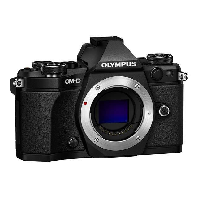olympus compact hybride om d e m5 mark ii noir nu achat vente appareil photo hybride cdiscount. Black Bedroom Furniture Sets. Home Design Ideas