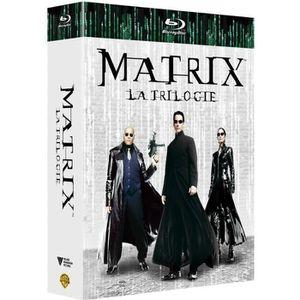 BLU-RAY FILM Coffret Martix - La trilogie - En Blu-ray