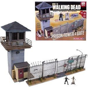 FIGURINE - PERSONNAGE Figurine The Walking Dead - Building Sets - Prison