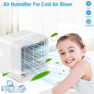 CLIMATISEUR FIXE Mini appareil Climatiseur froid Apaisant Wind Cool
