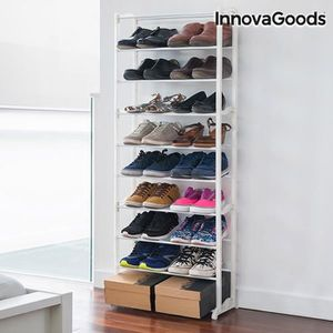 2304acfbee3 MEUBLE À CHAUSSURES Range-chaussures meuble InnovaGoods Home Organize