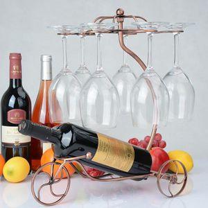 PORTE-VERRE Nouveau  Créatif Rack Verre de vin rouge Rack  sup