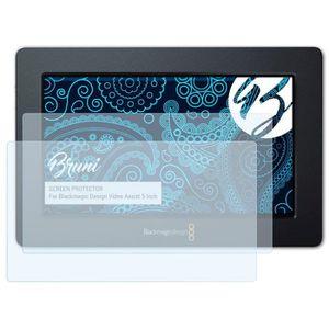 atFoliX Film Protecteur pour Blackmagic Design Video Assist 5 inch Film Protection d/écran Rev/êtement antireflet HD FX Protection d/écran