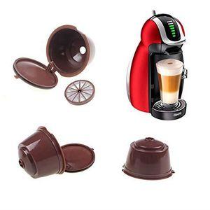 CAFETIÈRE 3 Pcs/Lot Utilisation 150 fois rechargeables Capsu