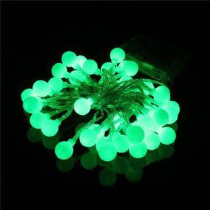 GUIRLANDE DE NOËL 4M 40 LED Guirlande lumineuse interieure boule a p