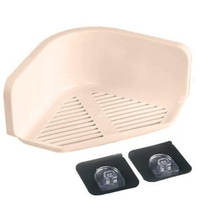 PORTE ACCESSOIRE 1 pc nouveau plastique salle de bains shampooing d