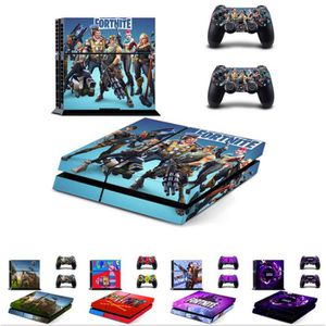 STICKER - SKIN CONSOLE Vinyl Skin Sticker Replace pour PlayStation PS4 Co
