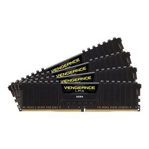MÉMOIRE RAM CORSAIR Mémoire PC DDR4 - Vengeance - 16 Go (4 x 4