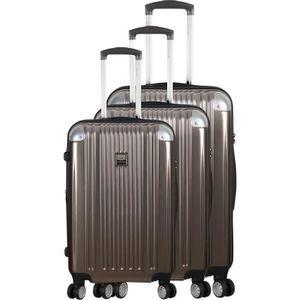 SET DE VALISES FRANCE BAG - Set de 3 valises ABS/POLYCARBONATE 8
