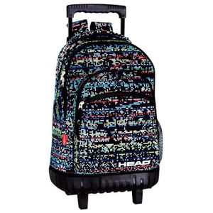 CARTABLE Sac à dos à roulettes Head Digital 46 CM trolley H