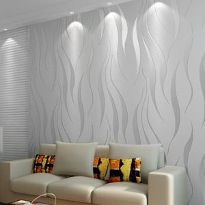 PAPIER PEINT 10m*53cm papier peint moderne style Vague Pour Mai