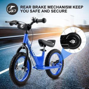 DRAISIENNE  ENKEEO Vélo d'enfant Draisienne-Vélo d'équilibre