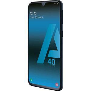 SMARTPHONE Samsung Galaxy A40 - 64Go, 4Go RAM - Noir