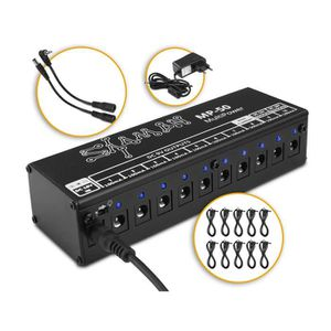 ALIMENTATION - BATTERIE Shaman MP-50 MultiPower Isolated accordeur & alime