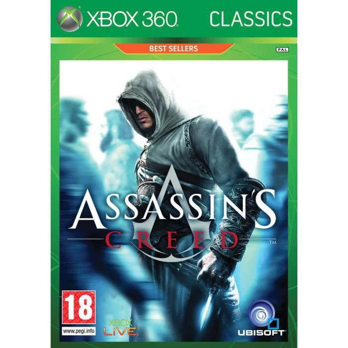 JEUX XBOX 360 Assassin's Creed Classics Jeu XBOX 360