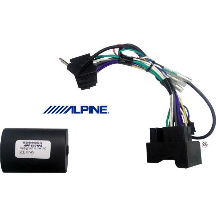 APF-S101PS - Interface commande au volant - Cit…