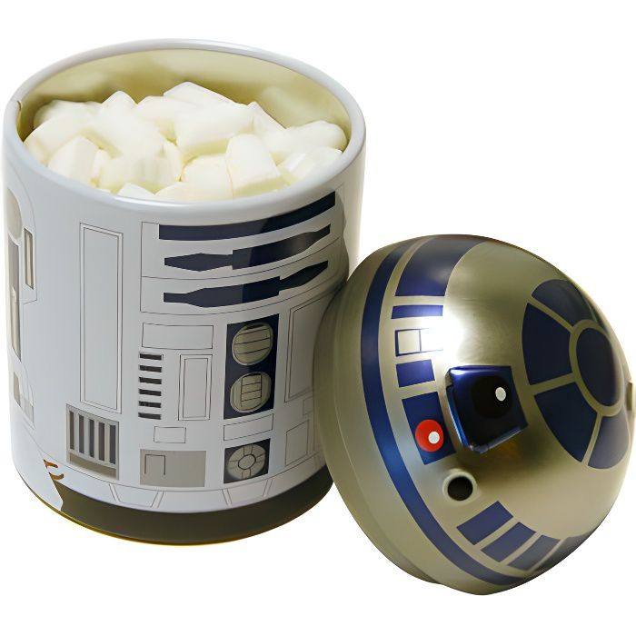 Bonbons star wars r2d2, cadeau geek