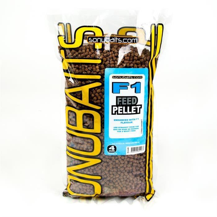 Sonubaits Feed Pellets - F1 - 4mm