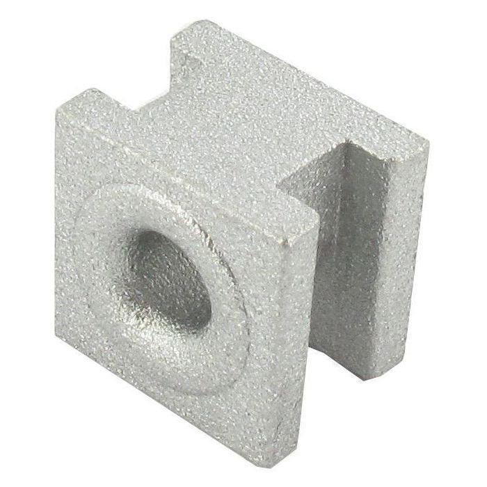 Oeillet carré de rechange pour tête fil nylon