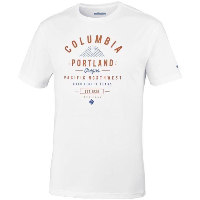 T-shirt Columbia Leathan Trail
