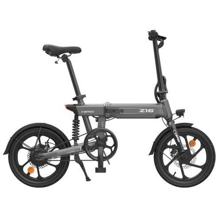 Stock en Europe!!! Vélo assistance Electrique - Himo z16 Vélo électrique 25km/h - Gris