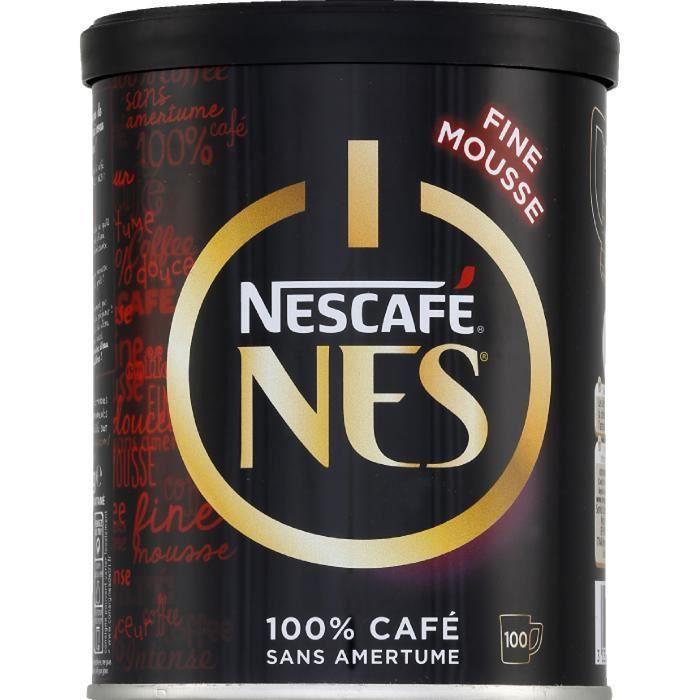 NESCAFE Café instantané - 200 g