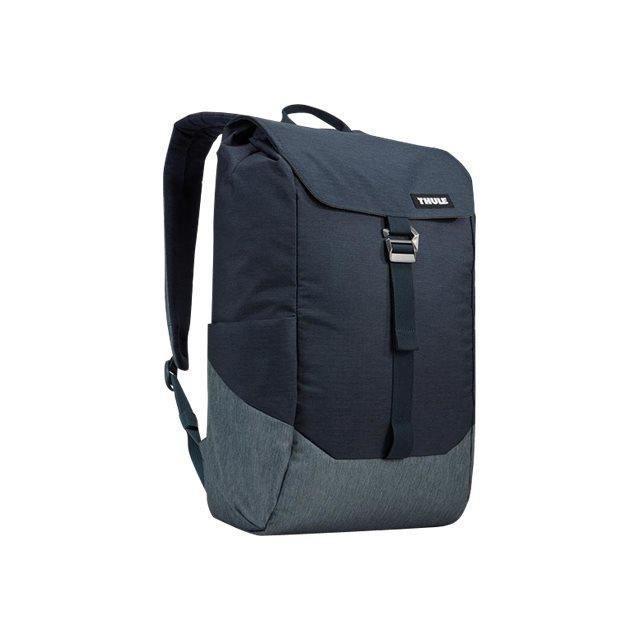 THULE Sac à dos pour MacBook 3203630 - 38,1 cm 15- - Bleu charbon