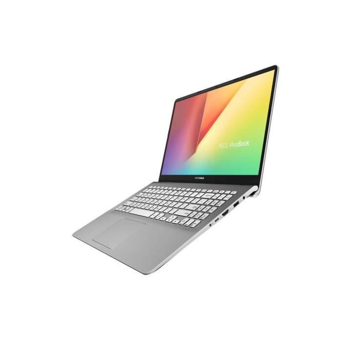 "ORDINATEUR PORTABLE Asus Vivobook S S530FN-BQ184T PC portable 15"" Gris"