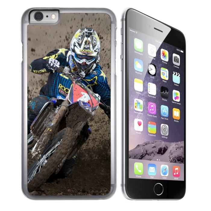 Coque Iphone 7 Motocross Boue Achat Coque Bumper Pas Cher Avis Et Meilleur Prix Cdiscount